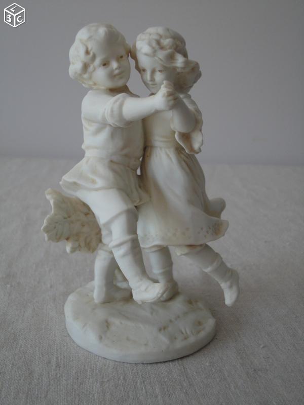 Statuette en porcelaine biscuit Décoration Bouches-du-Rhône - leboncoin.fr