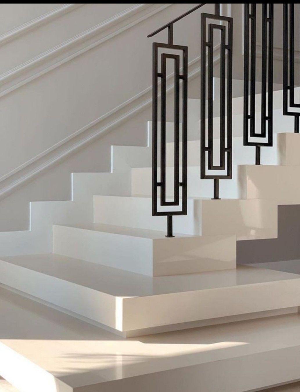 Garde Corps Escalier Interieur Moderne