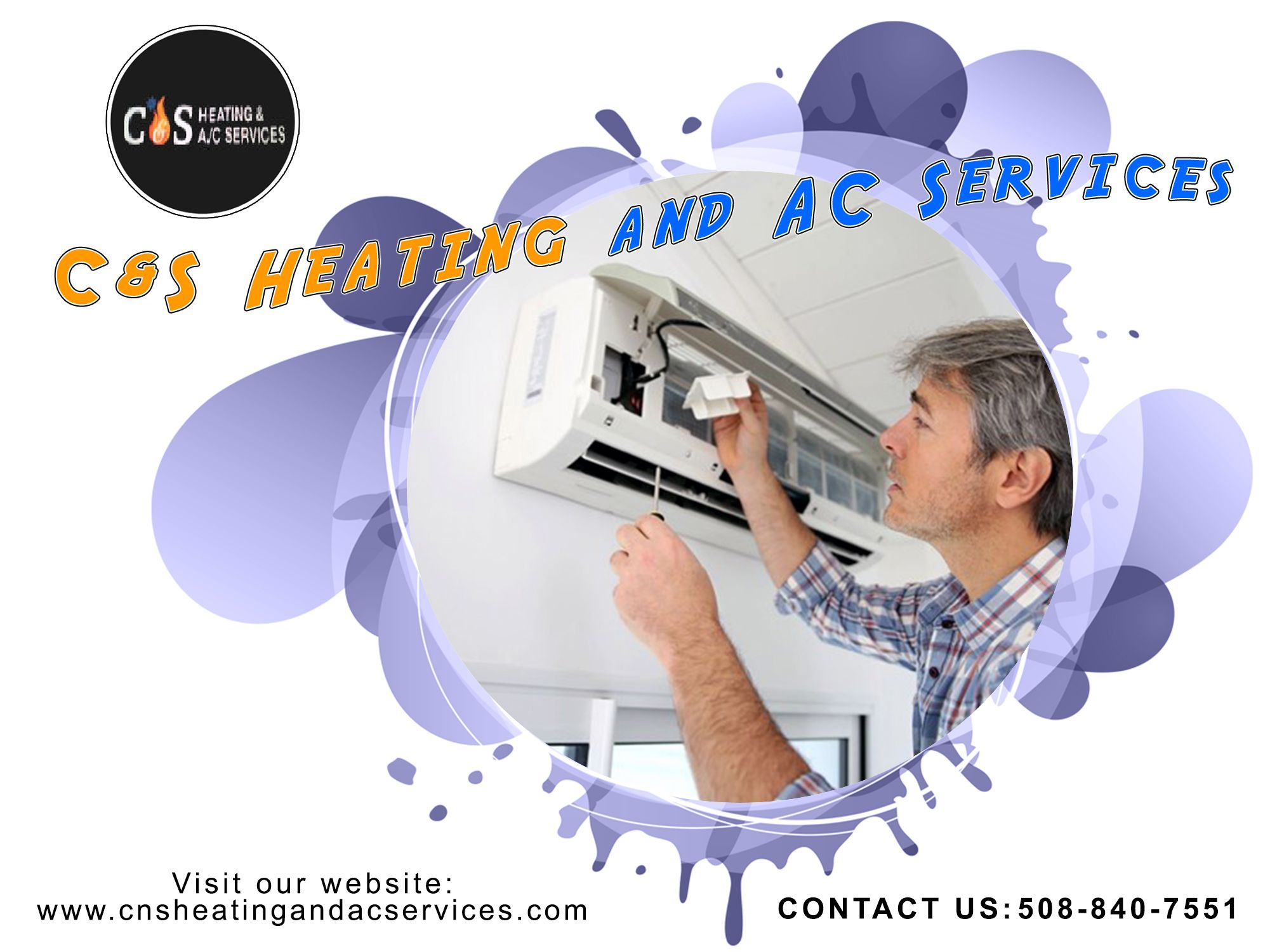 At C&S Heating and AC Services, we always strive to