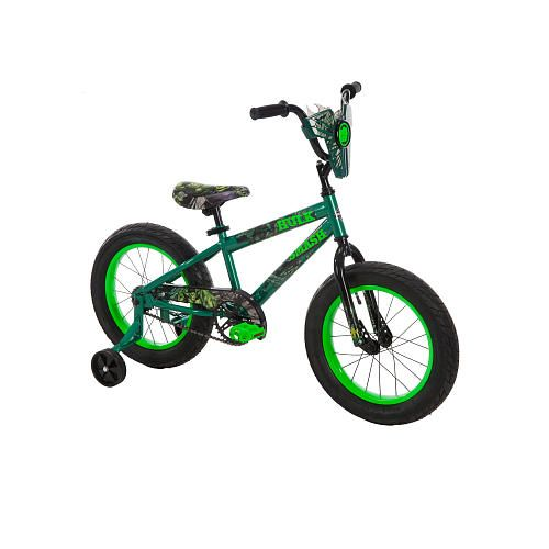 Boys 16 Inch Huffy Marvel Hulk Titan Hero Bike Huffy Toys R