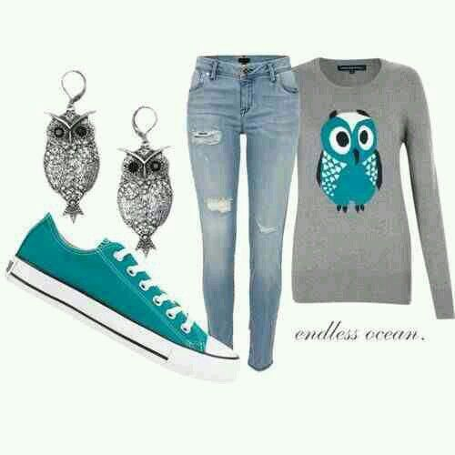 Such a cute outfit would so wear