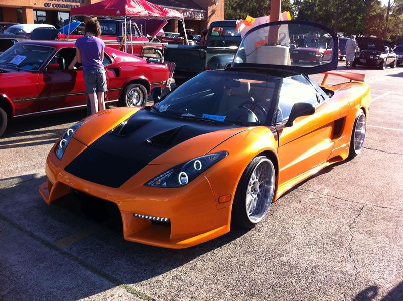 1991 Acura NSX with Veilside Fortune NSX Body Kit - Picture Number ...