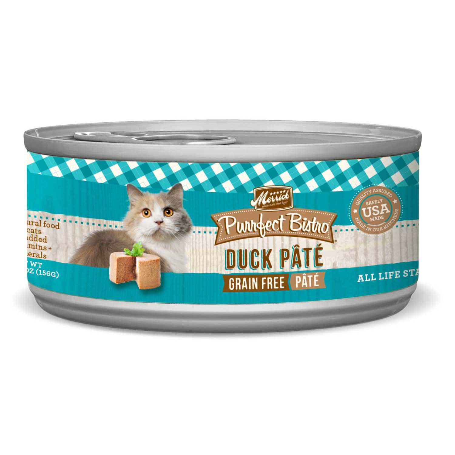 Low fat wet cat food
