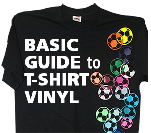 Learn The Basics About Using Tshirt Vinyl Or Heat Transfer Film - Custom vinyl decals for t shirts wholesale