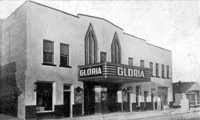 Old Gloria Theatre In Myrtle Beach