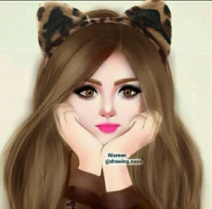 Pin By Proinart On Imagens Mulheres Cartoon Girl Images Girly Drawings Digital Art Girl