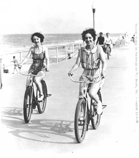 Virginia Beach Boardwalk Bike Stand Rental My Favorite Job The
