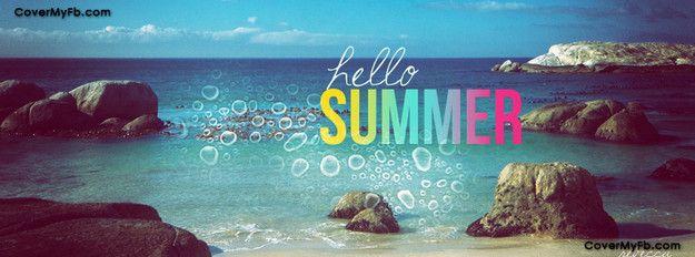 4949a0464938 Summer Facebook Cover