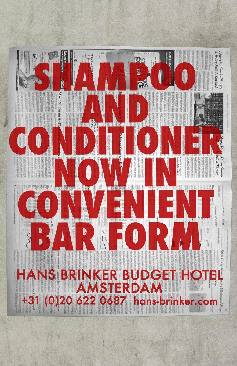 Hans Brinker Budget Hotel Print Ads By Jared Creason Theinspiration Com L Thi Budget Hotel Budgeting Copywriting Ads