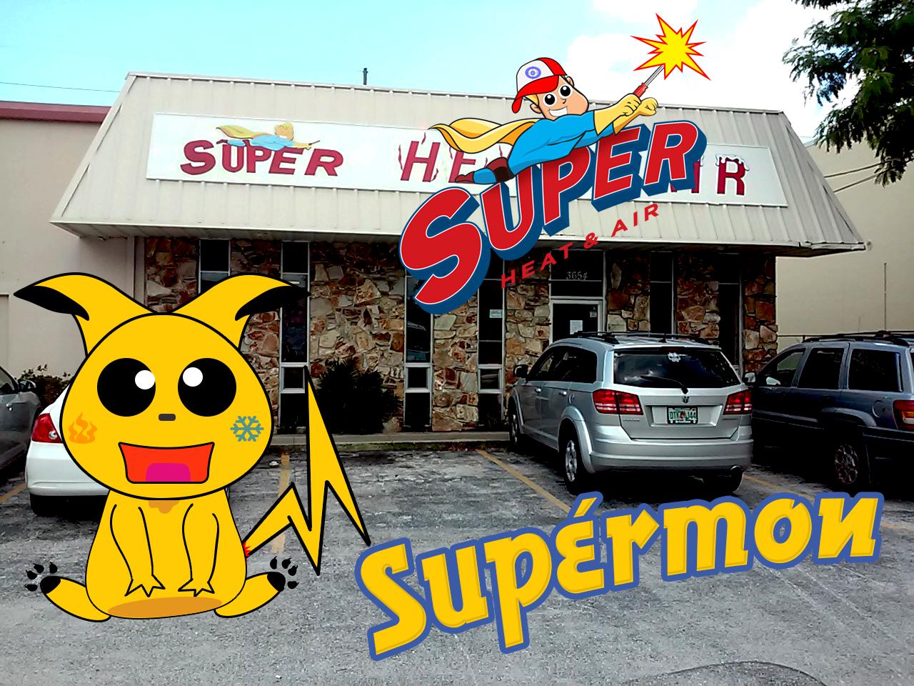 Happy Friday Tampa Bay! With the whole Pokémon craze