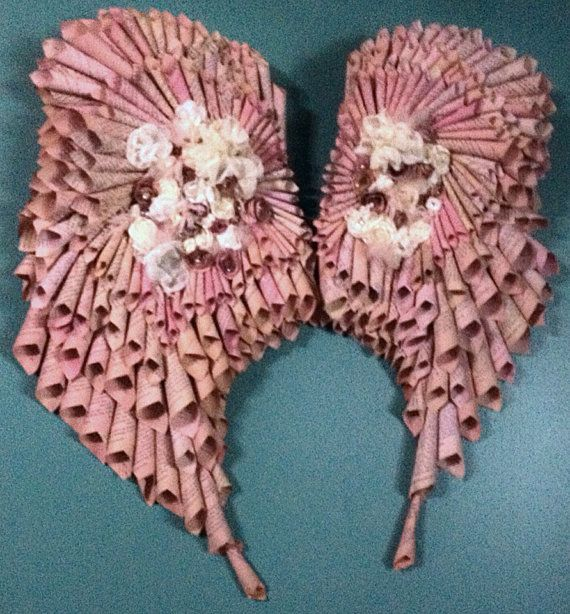 Angel Wings Quot Grace Quot Style Two Separate Wings Made With