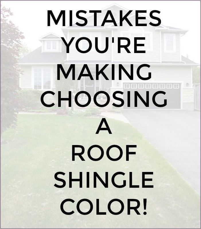 Best How To Choose The Right Roof Shingles Color Shingle 640 x 480