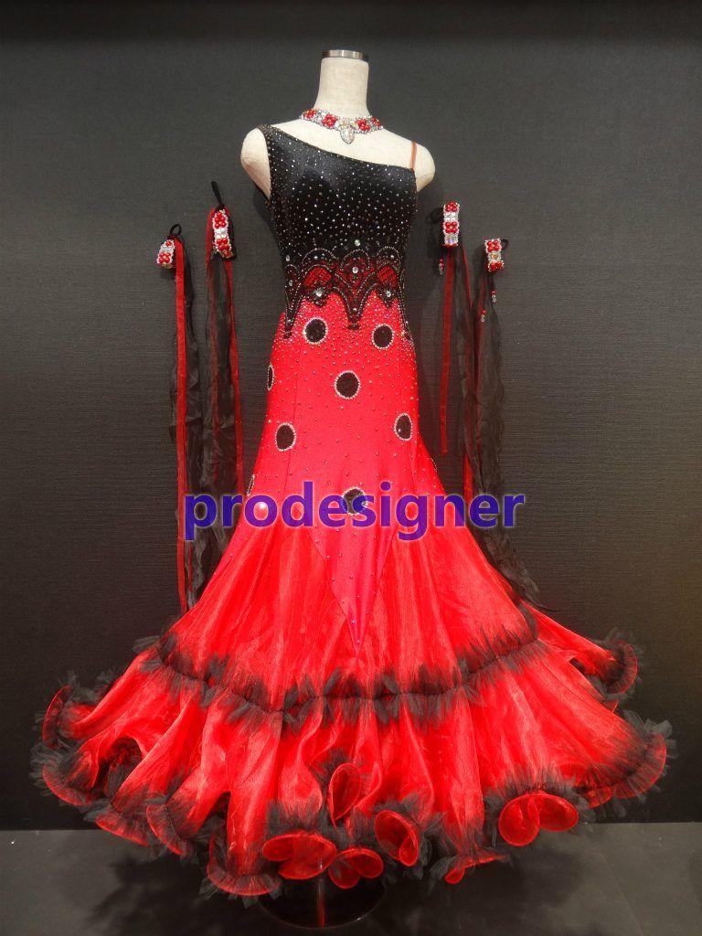 ballroom dance dress ballroom gown standard dance dress social dance ...