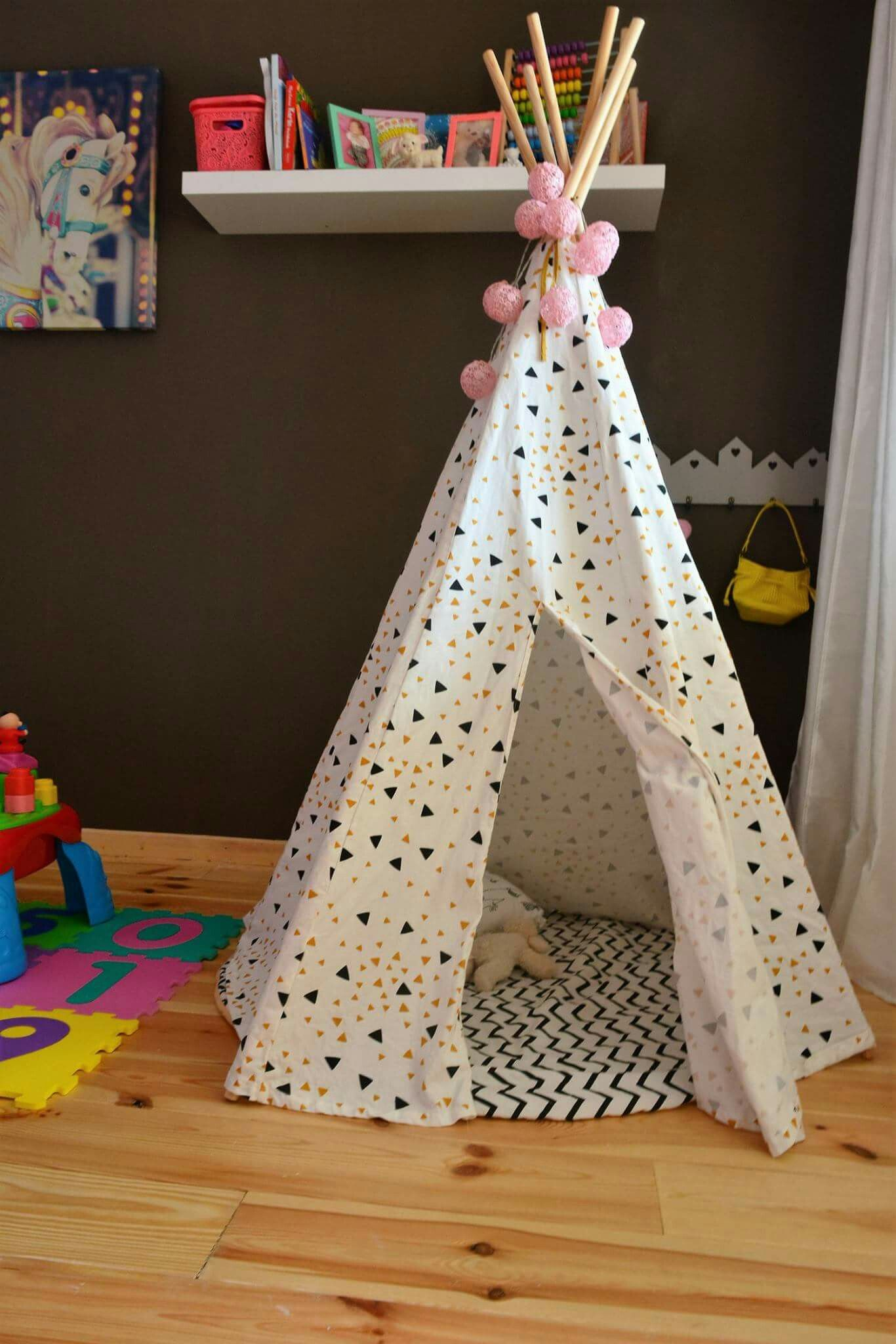My Daughter Loves Her New Nobodinoz Tipi