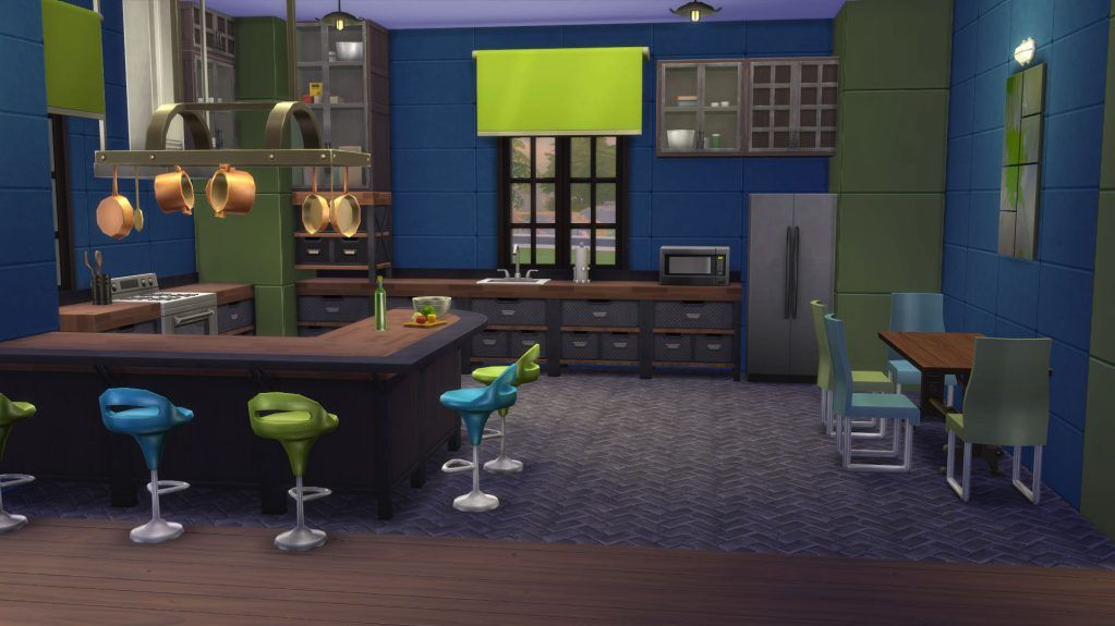 Eine fantastische Küche in Die Sims 4 erstellen | Sims 4 ...