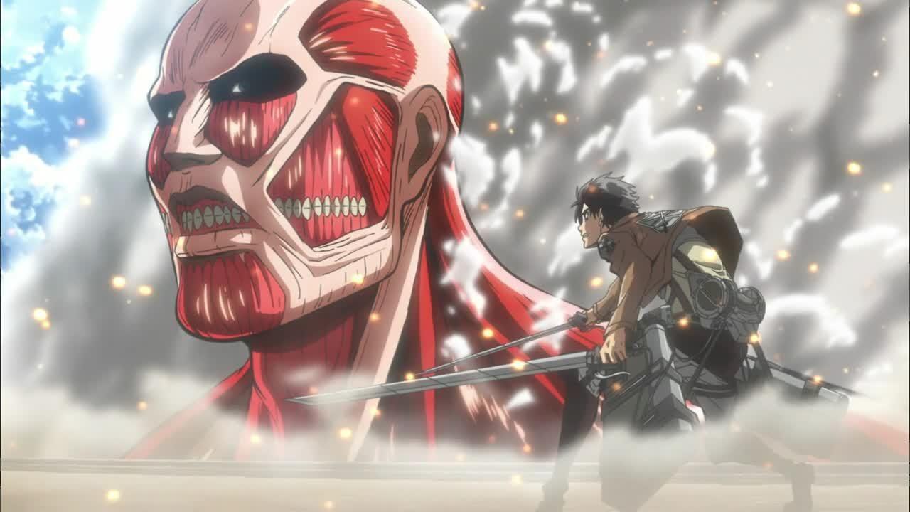 Shingeki No Kyojin Attack On Titan First Impressions Attack On Titan Episodes Attack On Titan Season Attack On Titan