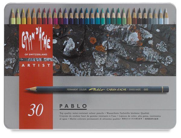 Caran d'Ache Pablo Colored Pencils - BLICK art materials