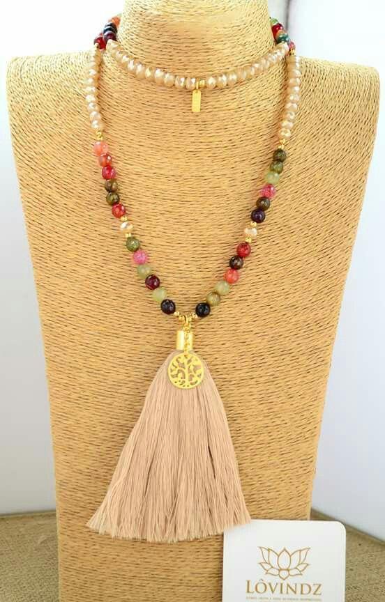 f4cc75cf2896 Pin de Diana en Necklaces | Collares, Collar bisuteria y Collares de ...