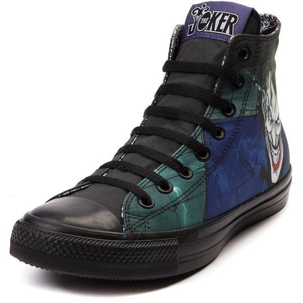1acf1469d80f Converse Chuck Taylor All Star Hi Joker Sneaker ( 99) ❤ liked on Polyvore  featuring shoes