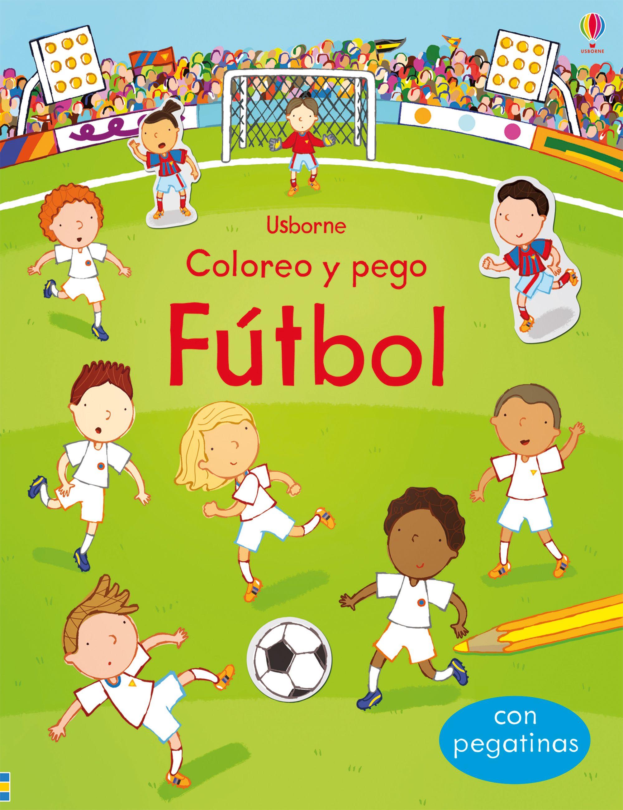 Un libro para colorear ideal para todos los pequeños amantes del ...