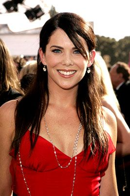 Lauren Graham is the funniest! THAT became very clear with her first appearance on The Ellen show