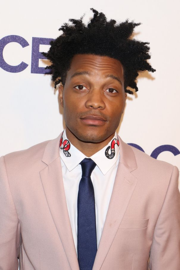 Emmys Voiceover Announcing Getting A Makeover With Jermaine Fowler On Cbs Superior Donuts Fowler The Emmys