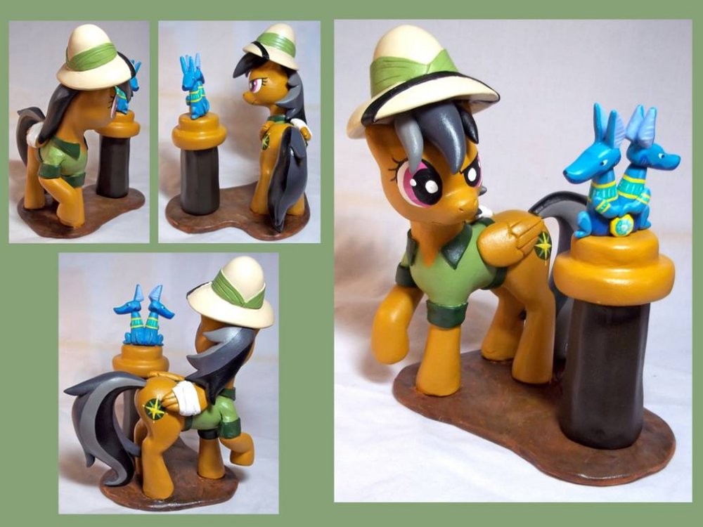 Daring Do by CadmiumCrab on DeviantArt