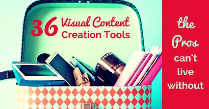 BlissfulDOT - Google+  36 #Visual #Content Creation #Tools the Pros Can't Live Without http://sociallysorted.com.au/36-visual-content-creation-tools/ via @sociallysorted