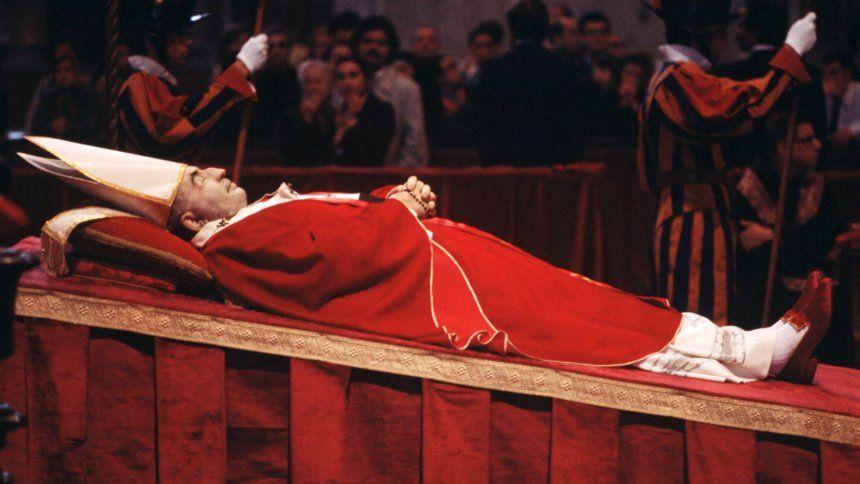 Papst 33 Tage