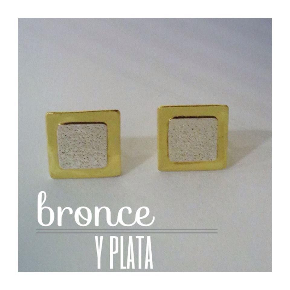 Plata y bronce