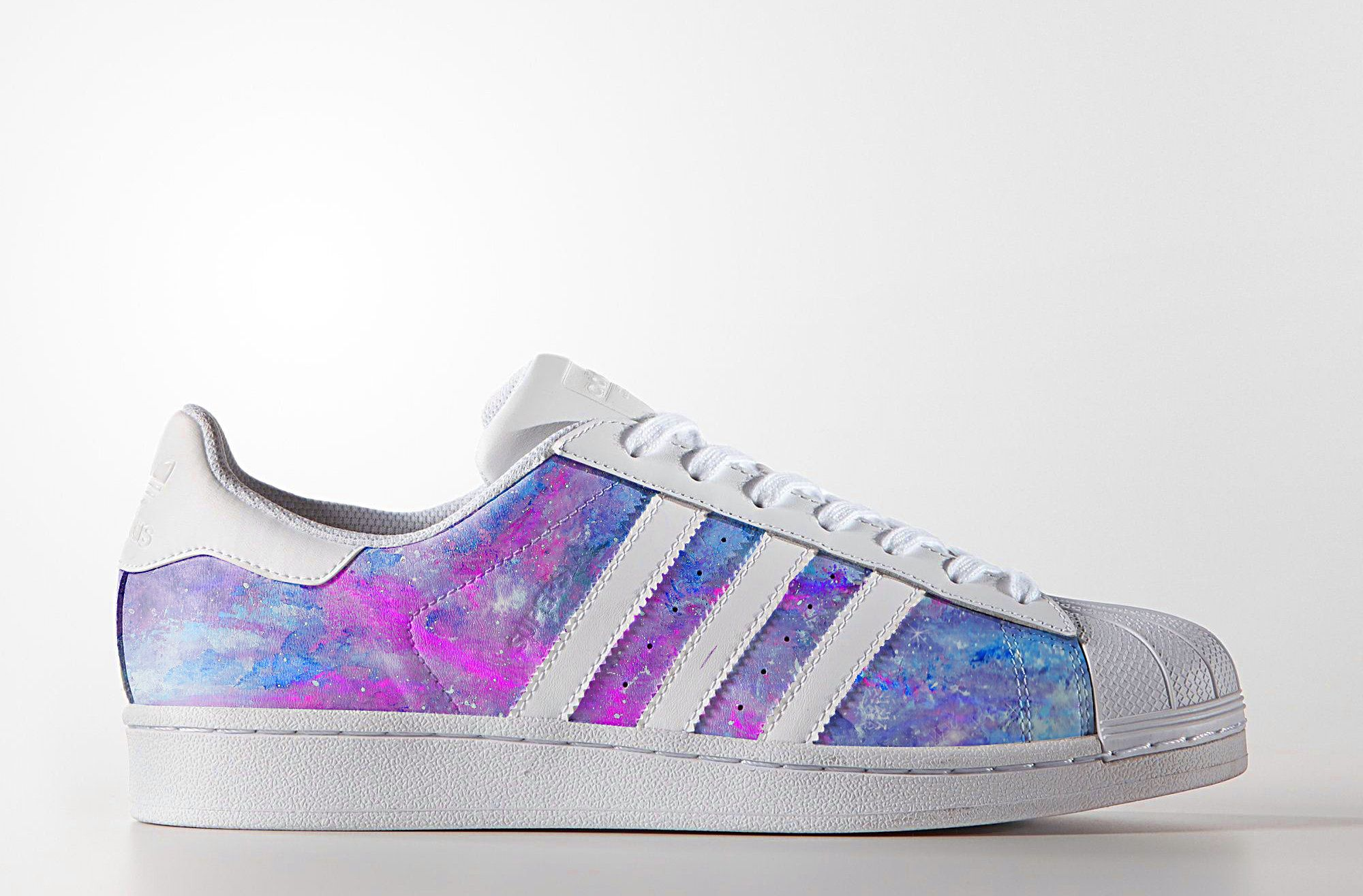 price reduced casual shoes professional sale Custom Adidas Superstar,superstar,galaxy,space,custom sneakers ...