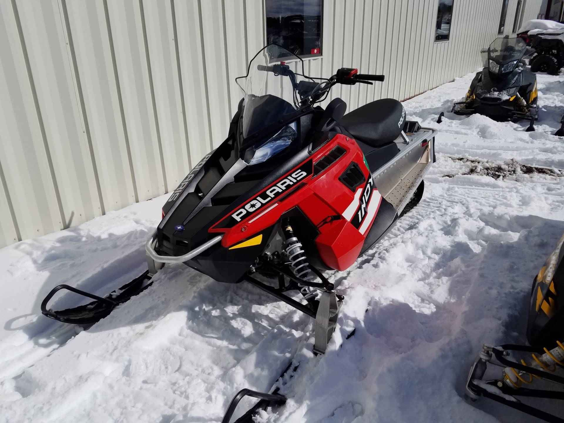 Used 2016 Polaris 550 Indy Snowmobile For Sale In Wisconsin Wi Indy Performance Better Than Ever Indy Is The Model Name That Snowmobile Indie Trail Riding