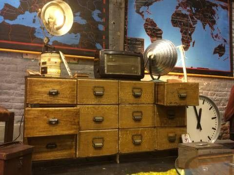 Meuble De Metier Herboristerie Vintage Meuble De Metier Vintage Herboristerie