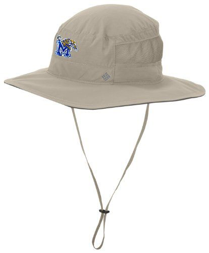 Memphis Tigers Columbia® Bora Bora Booney™ II Sun Hat  a1e6a78da4c