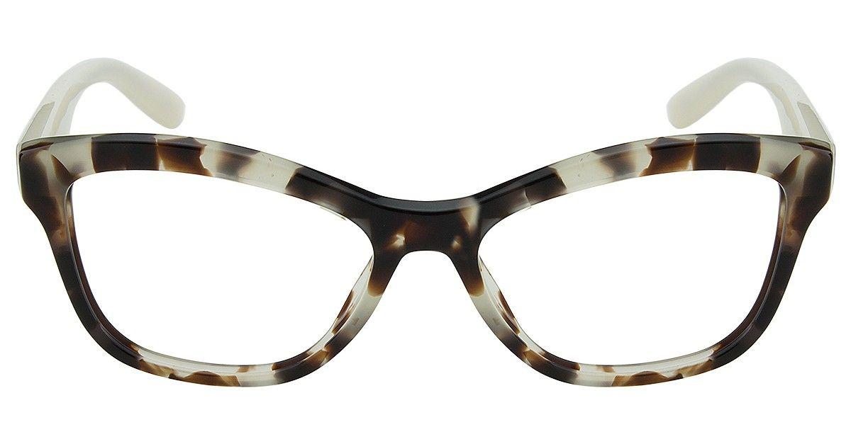 900da2f6d5413 Prada VPR29R-UAO-1O1 Óculos de Grau na eÓtica