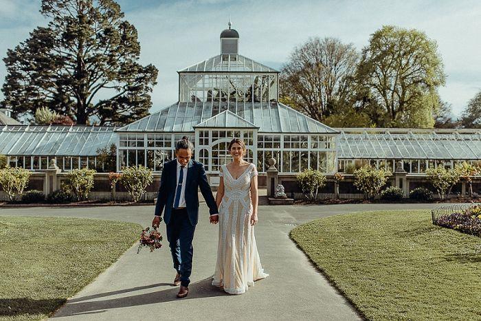 A Stunning Two Day Dunedin Garden Wedding Under $5000 | Wedding ...