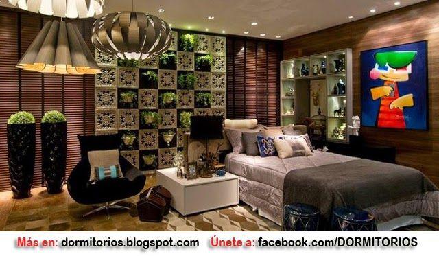 Dormitorios decorar dormitorios fotos de habitaciones for Como decorar un departamento chico con poca plata