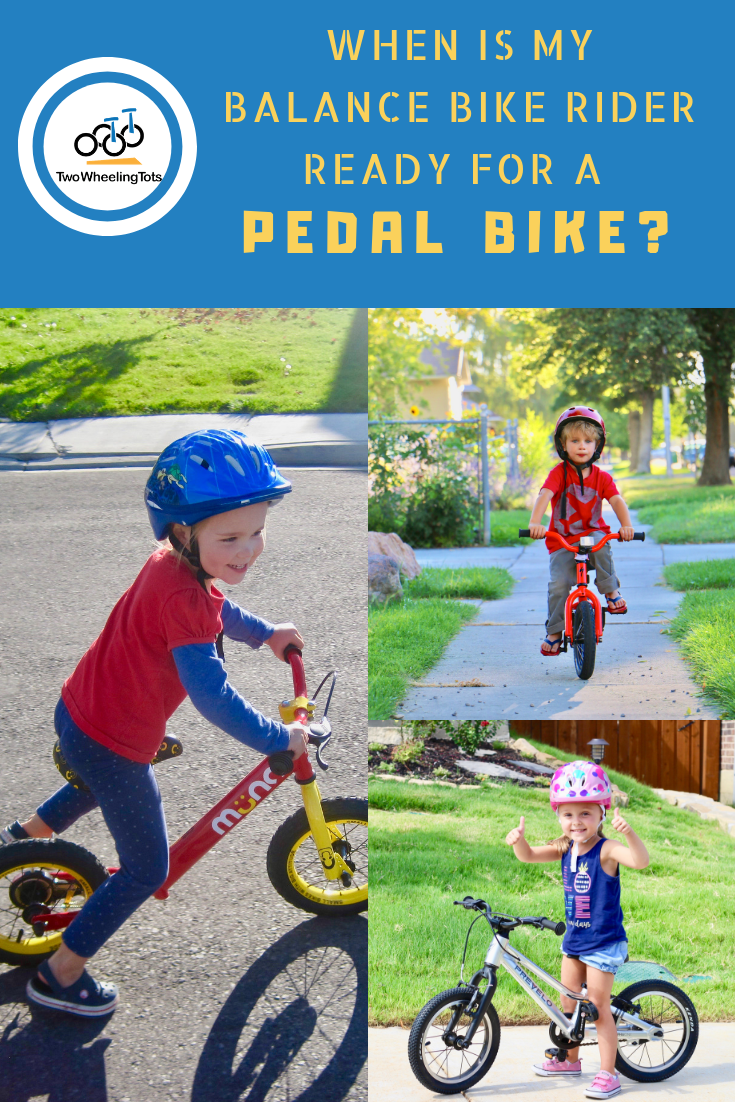 Balance Bike To Pedal Bike Balance Bike Bike Bike Rider