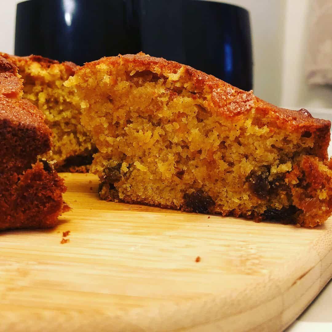 Air Fryer Carrot Cake Recipe Air fryer recipes, Food