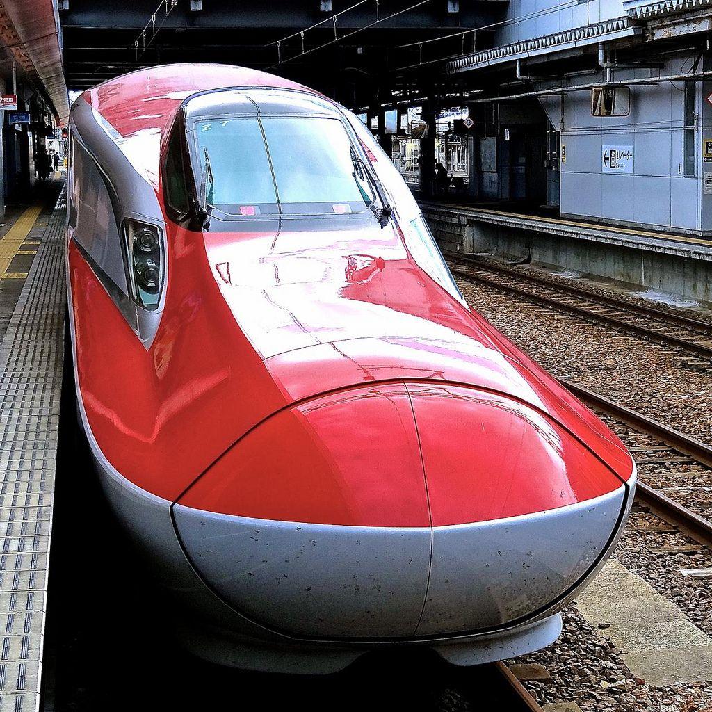 新幹線 秋田