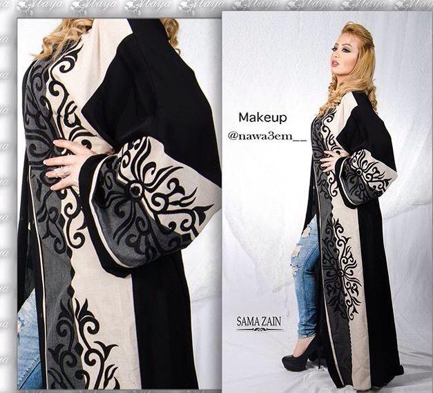 Pin By Horia Mohd On Abaya S Style Abaya Fashion Iranian Women Fashion Abaya Designs
