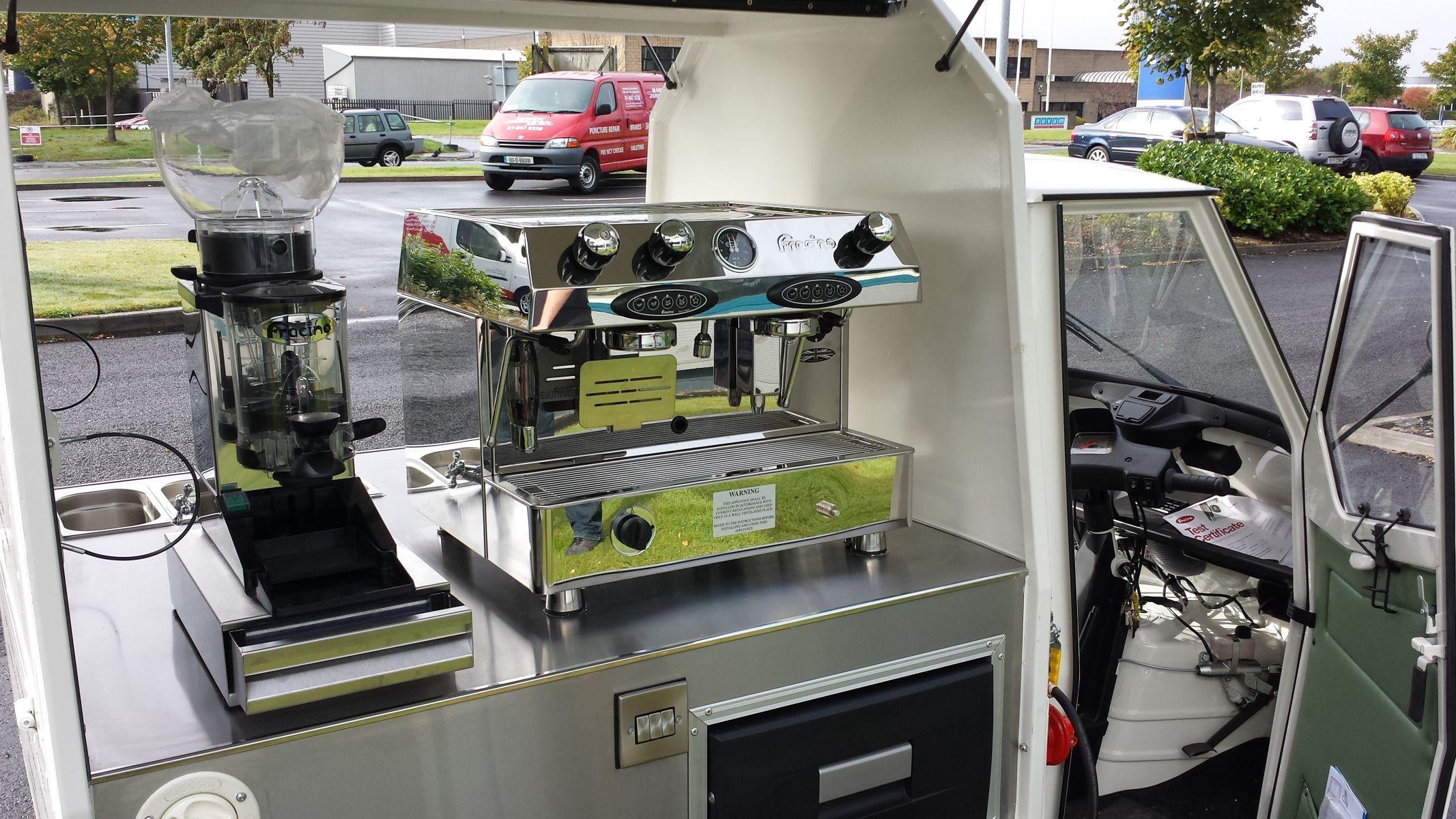 Pin by Jørgen Klitholm on CoffeApe Coffee truck, Coffee