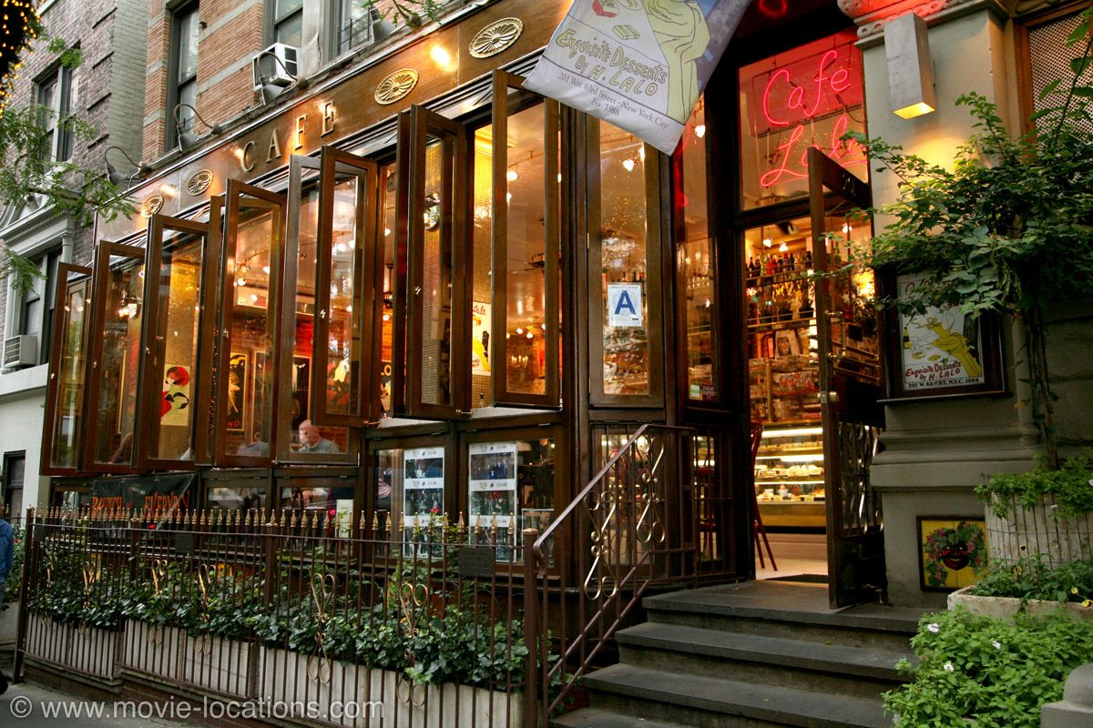 Filming Locations for Nora Ephron's You've Got Mail (1998