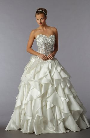 Bridal Gowns Pnina Tornai Princess Ball Gown Wedding Dress With Sweetheart Neckline And Natural Waist Waistline