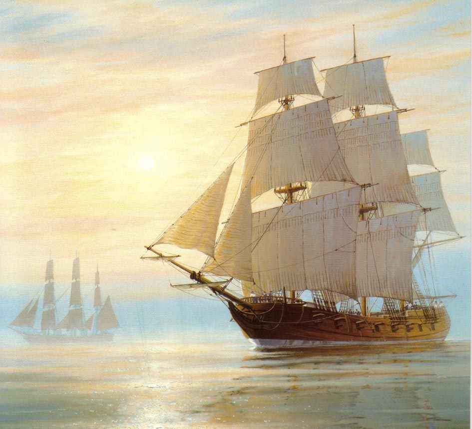 Sailor Mouth Saturday Full With Images Old Sailing Ships