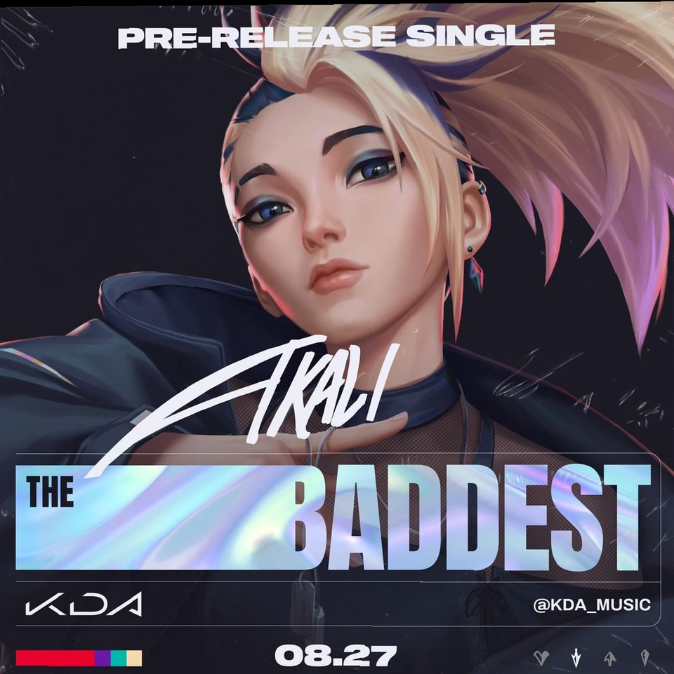Kda Baddest Busqueda De Google In 2020 League Of Legends Characters League Of Legends Lol League Of Legends