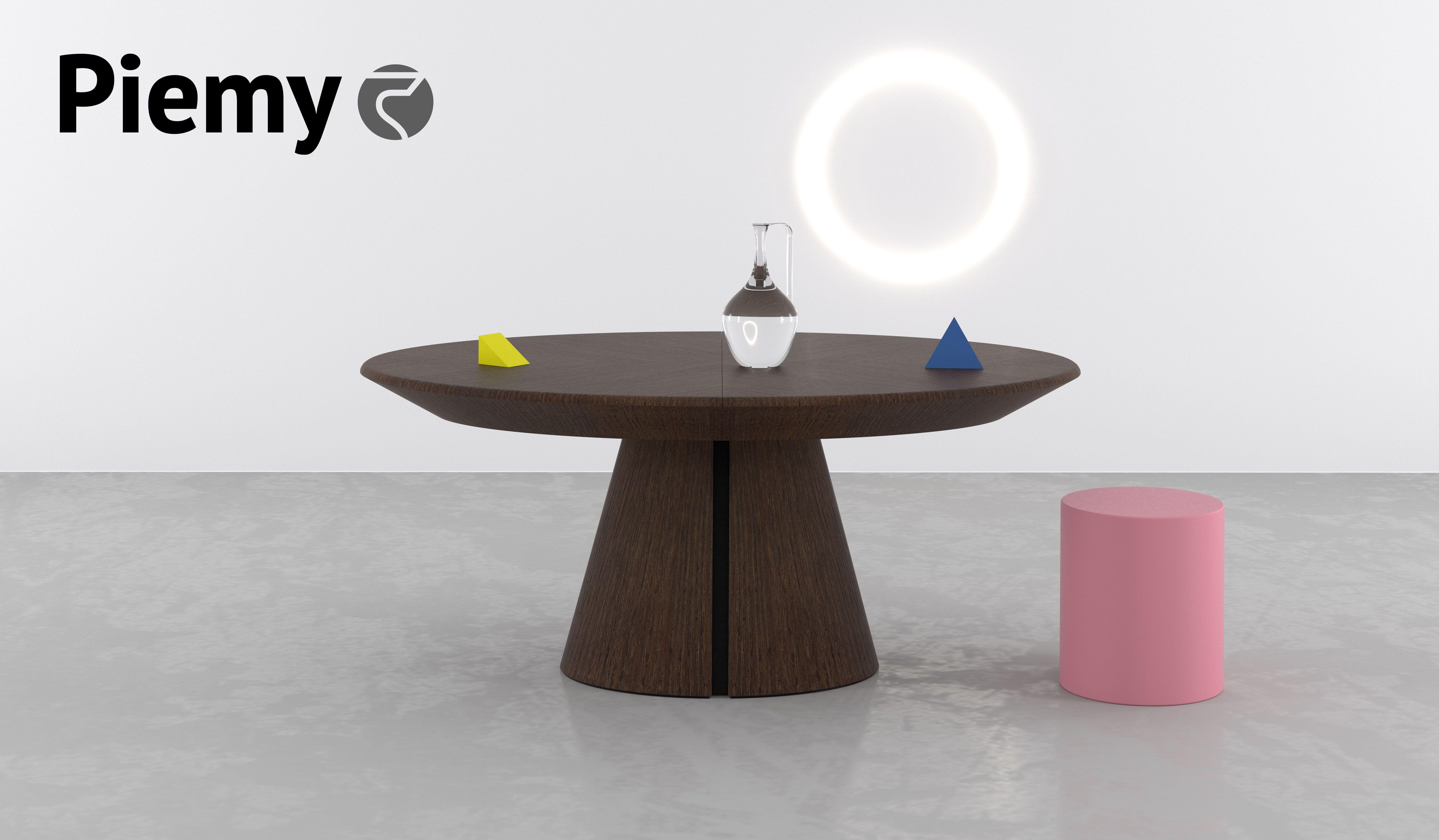 Tavolo Con Gamba Centrale Allungabile teak nel 2020 | tavolo allungabile, tavolo ovale allungabile