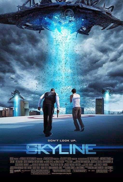 Skyline P Dual Audio English Hindi Movie Free Download