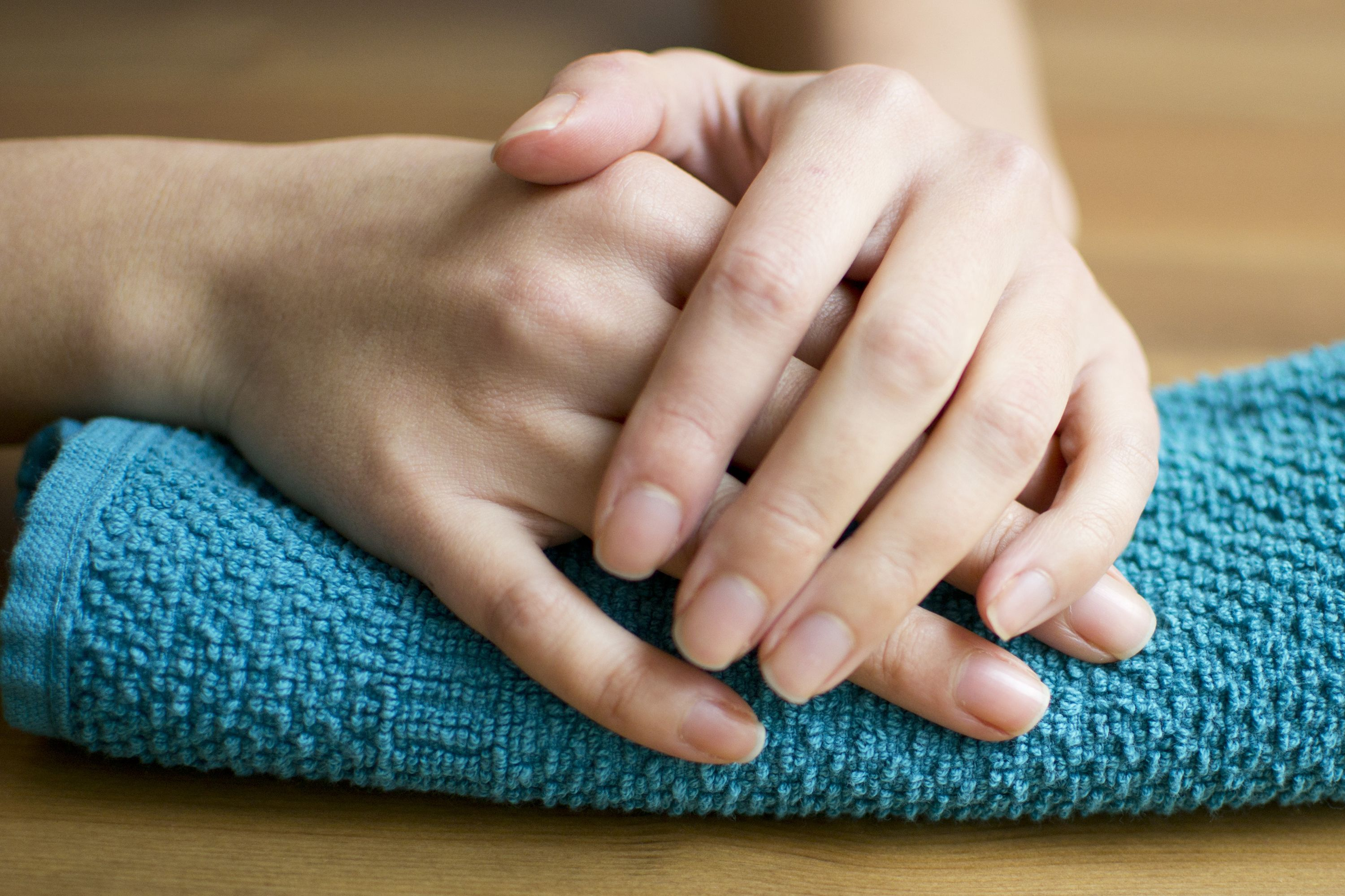 How to Trim Nail Cuticles | Nail cleaning and Manicure