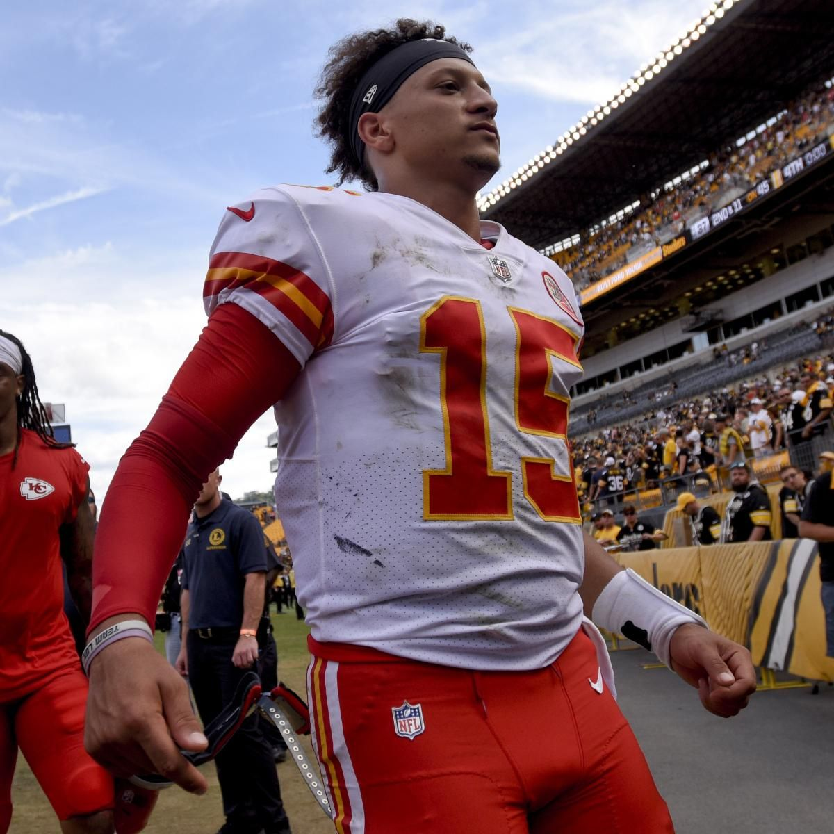 A Star Is Born in KC Patrick Mahomes Shows He's 'The